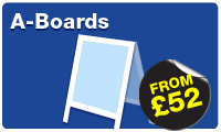 A-boards Watford