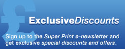 sign up for exclusive printing offers