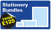 stationery bundles Marlow, stationery printing Marlow